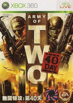Army of Two The 40th Day  Xbox 360 >>> Click image to review more details.Note:It is affiliate link to Amazon.