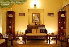 artnlight: Divya Vijay's Home in Ranchi