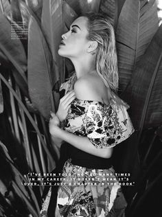 Rita Ora – Instyle UK April 2015