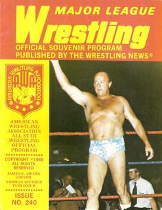 Major League Wrestling February 1980 a