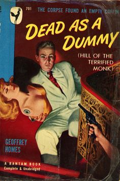 Dead as a Dummy (Original Title: Hill Of The Terrified Monk)