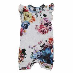 MOLO floral bodysuit faris