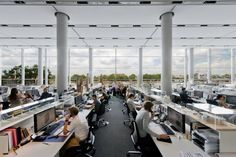 Foster + Partners, Nigel Young · Foster + Partners Office