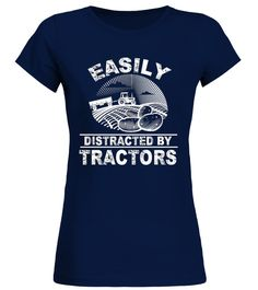 Easily Distracted By Tractors T-Shirt diving shirt,scuba diving shirt,long sleeve diving shirt,scuba diving t shirt,diving shirt womens,girls diving shirt,t shirt for diving,cozumel diving shirt,scuba diving is life t shirt,scuba diving is life shirt,funny scuba diving shirt,diving t shirt for women,diving t shirt,scuba divers do it deeper diving water funny t-...,short