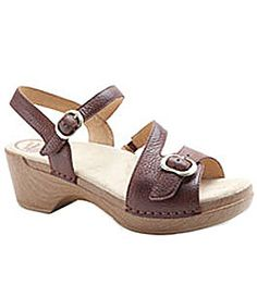 Dansko Sandi Sandals #Dillards