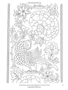 Traditional Floral Designs and Motifs for Artists and Craftspeople: Madeleine Orban-Szontagh: 9780486261065: Books - Amazon.ca