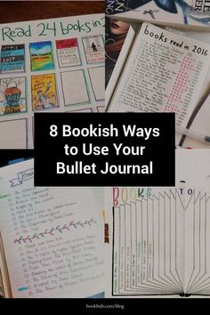 Use your bullet journal to track your books to read list, with these ideas as inspiration.  #books #bulletjournal #bookstoread Books To Read Bullet Journal, Bullet Journal Ideas Pages, Bullet Journal Inspiration, Book Journal, Reading Nook Kids, Nook Ideas, Writing Poetry, Planner Organization, Art Crafts