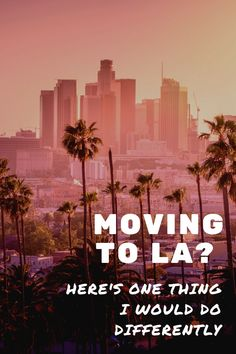 After living in Los Angeles for over 14 years I've learned a lot. And if I had to do it all over again there's ONE THING I would do differently. It will save you tons of time! #movingtolosangeles #movingtola #losangeles Best Places To Vacation, Cool Places To Visit, Big Sur California, Moving To Los Angeles, Adventure Bucket List, Adventure Activities, Digital Nomad, Ultimate Travel, Wonderful Places