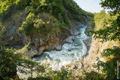 River Belaya, Adygea