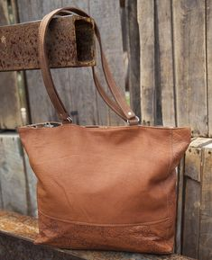 Buffalo tote bag. #leather #Canada #handmade #rockwood #ontario #like #daily #fashion #hidesinhand #tote #buffalo #purse Daily Fashion, Buffalo, Madewell, Tote Bag, Purses, Leather, Bags, Collection