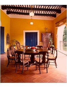 Mexican Architecture And Interiors Hacienda Spanish Colonial Antiques
