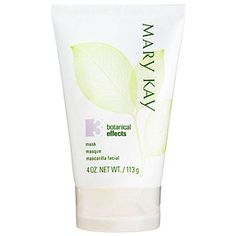 Help control excess oil this summer with Mary Kay® Botanical Effects™ Mask for Oily Skin