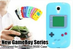 Game Soft Skin Silicone Case Cover for Samsung Galaxy S4 i9500