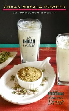 How to make Mint Buttermilk - Chaas Masala Powder | Homemade Pudina Chaas Masala Powder | Dry Pudina Chaas Masala Powder | Spiced Bu...