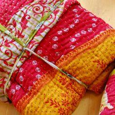 sari blankets