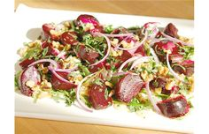 Beyond mixed greens: Three salads that will make you want to eat your veggies