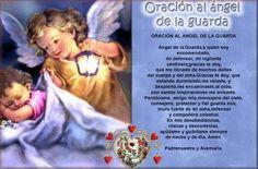 Imágenes religiosas de Galilea: Estampas Angel de la Guarda