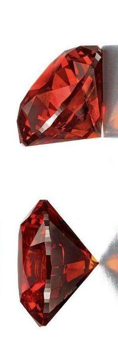 3.15 CARAT FANCY REDDISH-ORANGE DIAMOND