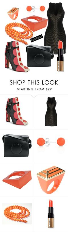 """GEOMETRIC 2"" by seus-eky ❤ liked on Polyvore featuring Valentino, Tom Ford, Lemaire, Bling Jewelry, Maison Margiela, Isharya and Bobbi Brown Cosmetics"