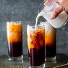 Thai Iced Tea Recipe-FINALLY!!! Now I just have to not drink gallons of it