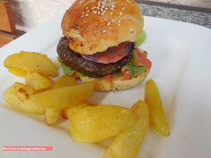fischi`s cooking and more....: wagyu burger.....