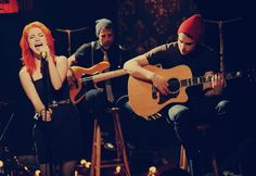 Paramore unplugged