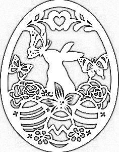 Фотографии Вытынанки от Светланы на заказ Papercutting, Coloring, Deco, Crafts, Templates, Stencils, Easter, Manualidades, Deko