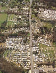 Brimfield, MA:   Held three times a year over 21 fields off Route 20 near Brimfield,  Massachusetts, this market features more than 5,000 vendors from across the country. 23 Main Street, Brimfield MA