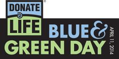 National Blue & Green Day is on April 11, 2014! How will you celebrate?