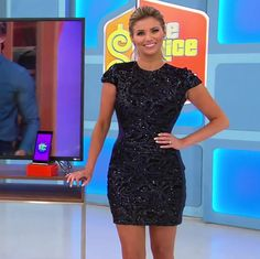 Amber Lancaster - The Price Is Right (10/26/2017) ♥️