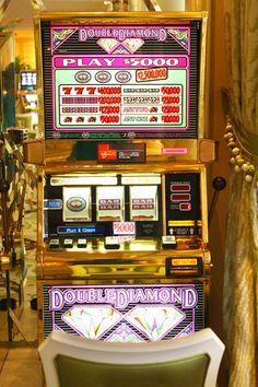 $5,000 per coin ($10,000 per spin) slot machine at Wynn Las Vegas.