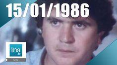 20h Antenne 2 du 15 janvier 1986 : Mort de Daniel Balavoine et Thierry S...