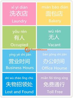 Some words I'll use... #Chinese