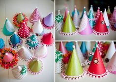 Party hats!
