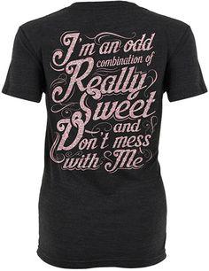 An Odd Combination Shirt
