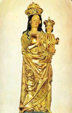 Nuestra Señora de las Gracias de Cotignac, Francia  10 de agosto, 7 de junio  http://forosdelavirgen.org/197/nuestra-senora-de-las-gracias-de-cotignac-francia-10-de-agosto/