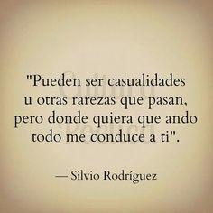 Tu fantasma. Silvio Rodríguez