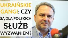 Grzegorz Małecki o przestępczych szajkach ukraińskich, które działają na terenie naszego kraju. Gangi na teren Polski (Unii Europejskiej) przemycają: broń, narkotyki, alkohol, a teraz coraz częściej ludzi.     #gang #GrzegorzMałecki #imigranci #rozmowa #WitoldGadowski #WNET #wywiad