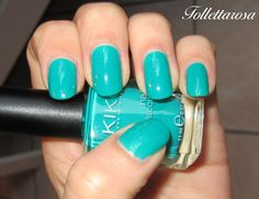 My new nail polish, #Smalto kiko n.343