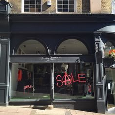 Good morning - if you are in the area pop in and take advantage of some cracking sale pieces or browse our new arrivals from Moncler Y-3 adidas Originals Pretty Green Lyle & Scott and Vivienne Westwood amongst others.  #philipbrownemenswear