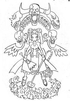 Marie/Gallery - Skullgirls Wiki