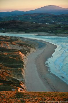 Knockamany, Inishowen Peninsula, County Donegal, Ireland