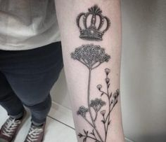 32 Beautiful Crown Tattoos Fit For Royalty