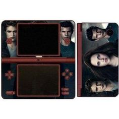 Twilight Eclipse Movie Game Skin for Nintendo DSi XL Console