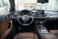 Nieuwe foto's van de Audi A6 facelift