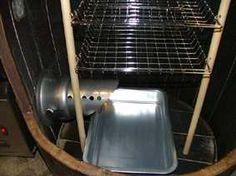 David Geary-Aston's whisky Barrel Smoker 5