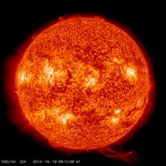 The raw power of the Sun | Bad Astronomy | Discover Magazine