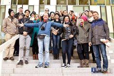 #Fotos der #Netzwerkreise der #Creative #Industries #Styria mit #Graz-#Wirtschaft, die vom 09. bis 12. Oktober 2013 nach #Saint #Etienne / #France führte. Nicht ohne Grund: denn die französische Metropole-Stadt ist seit 2010 #UNESCO #Cité #du #design.