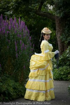 Madame Pernelle would of worn this type of color and dress, that i could picture her wearing.