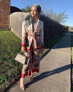 Hijab Fashion, Kimono Top, Sari, Street Style, Tops, Women, Saree, Urban Style, Women's